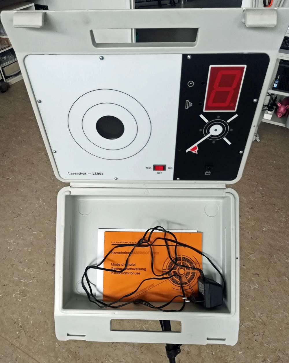 Lasershot LS 900