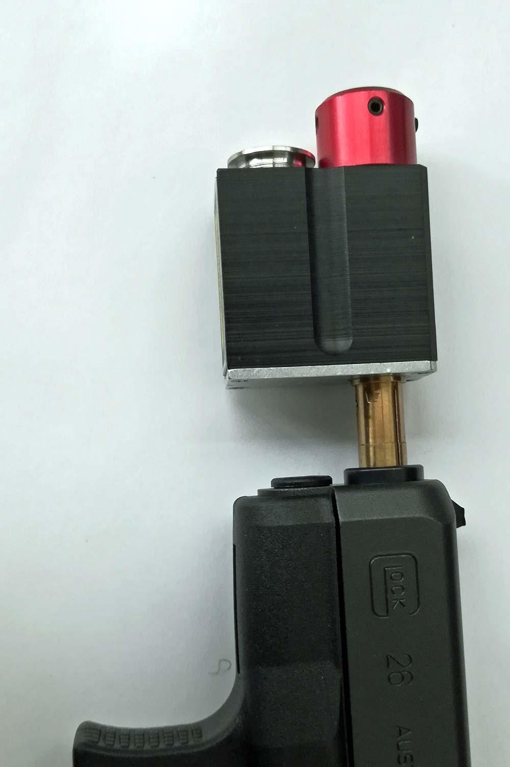 Lasershot LS 900 Lasermodul ohne Pistole