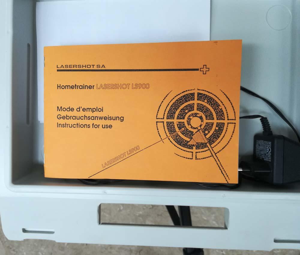 Lasershot LS 900 Bedienungsanleitung