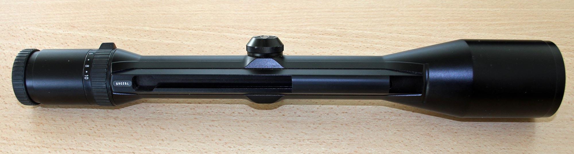 Zeiss Zielfernrohr mit Blaser Sattelmontage